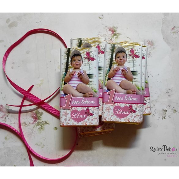 Masnis kistáblás csoki dekoráció